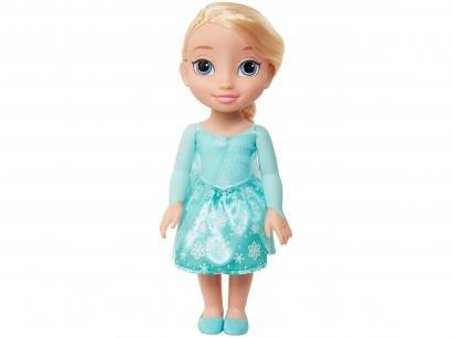 Boneca Disney Frozen II Elsa Passeio com Olaf 30cm - com Acessórios Mimo Toys