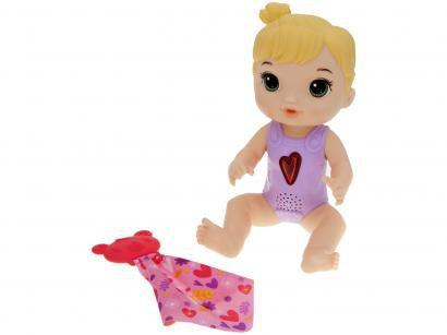 Boneca Baby Alive Coraçãozinho com Acessórios - Hasbro