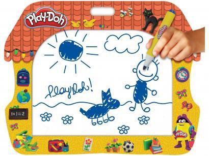 Lousa Infantil Branca Play-Doh Lousa Divertida - Fun