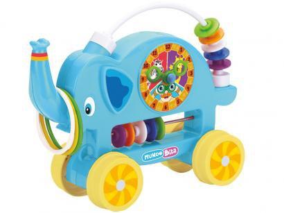 Brinquedo para Bebê Mundo Bita - Elefantinho do Bita Monte Líbano