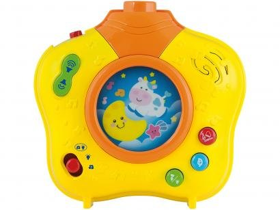 Móbile para Berço Yes Toys Musical Winfun - Projetor Terra dos Sonhos 0806