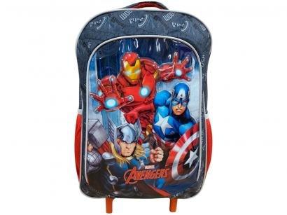 Mochila com Rodinha Xeryus Marvel - Avengers