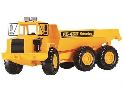 Caminhão de Brinquedo Columbus Roda Livre - Roma Jensen
