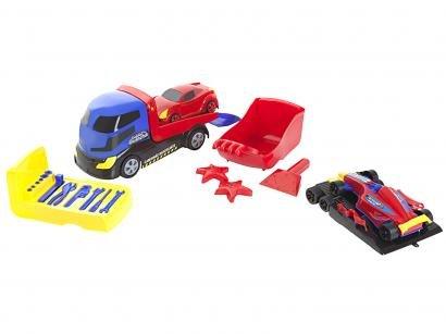 Mini Caminhão Infantil Monster Truck - Home Play