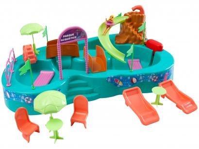 Parque Aquático com Acessórios - Home Play