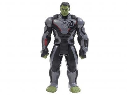 Boneco Hulk Titan Hero Series Marvel Avengers - 30cm