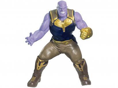 Boneco Marvel Avengers Thanos 50cm - Mimo