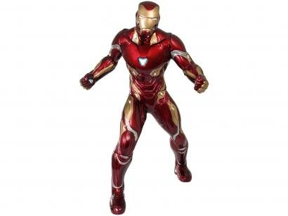 Boneco Marvel Avengers Homem de Ferro 55cm - Mimo