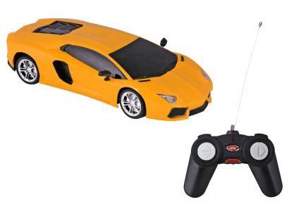 Carrinho de Controle Remoto Luxury Sports Car - Rádio Controle
