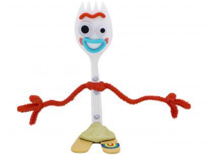 Boneco Toy Story 4 Forky com Acessórios - Toyng