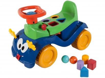 Carrinho Andador Totokinha Bolinha - Cardoso Toys
