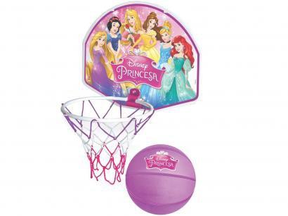Tabela de Basquete Princesas Disney - Líder Brinquedos