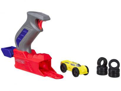 Lançador de Carros Nerf Nitro ThrottleShot Blitz - Hasbro