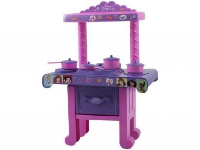 Cozinha Infantil Princesas Disney - 56cm Mimo Toys
