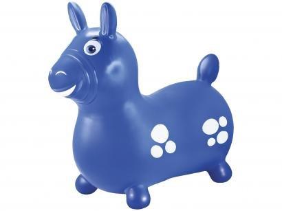 Cavalinho Upa Upa Azul - Líder Brinquedos