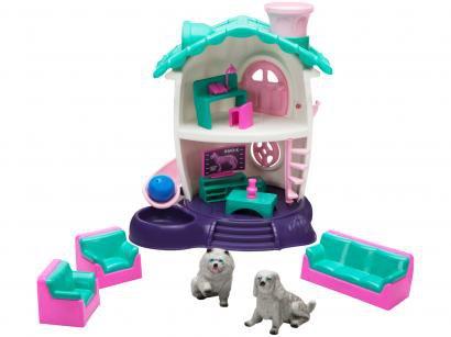 Playset Center Pet Samba Toys - 12 Peças