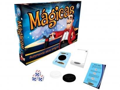 Jogo Mágicas - Pais & Filhos