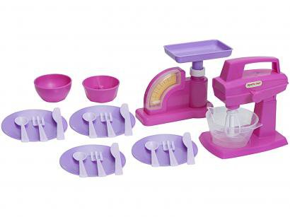 Kit Cozinha Infantil Sweet Fantasy Bolinho - Cardoso Toys