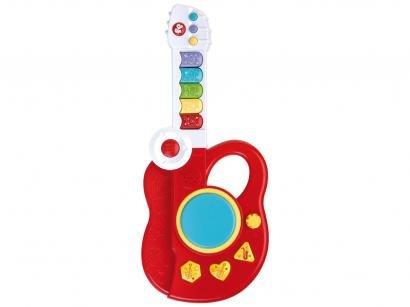 Guitarra de Brinquedo 3 em 1 - Fisher Price