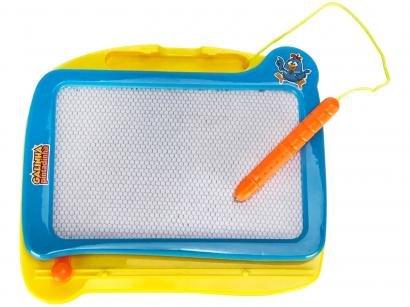 Lousa Mágica Infantil Pura Diversão - Galinha Pintadinha Yes Toys