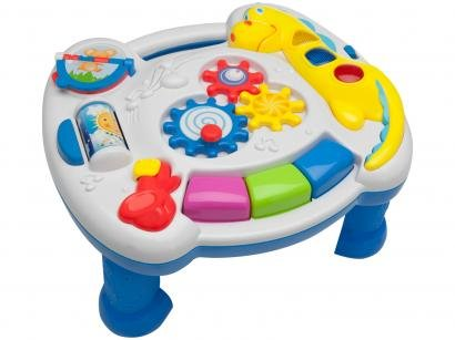 Mesa de Atividades Musical Bichinhos Zoop Toys
