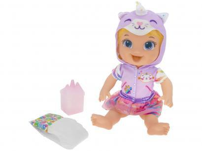Boneca Baby Alive Tinycor Gatinha com Acessórios - Hasbro
