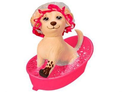 Pet de Brinquedo Barbie Honey Pet Shop Pupee - com Acessórios