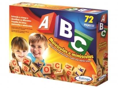 Jogo ABC - Xalingo