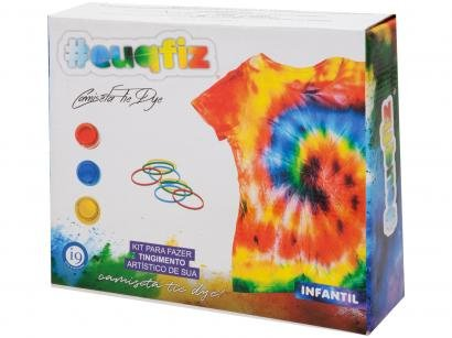 Kit Tie Dye 3 Cores #euquefiz Tie Dye - i9 Brinquedos
