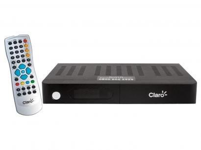 Receptor Digital Claro 66 - com Controle Remoto