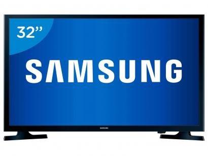 """TV LED 32"""" Samsung UN32J4000 - Conversor Digital 2 HDMI 1 USB"""