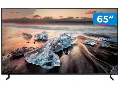 """Smart TV 8K QLED 65"""" Samsung QN65Q900RB HDR 3000 - IA Upscaling Direct Full..."""