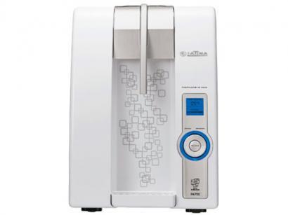 Purificador de Água Latina Refrigerado - com Sais Minerais e Filtro Grátis PA755