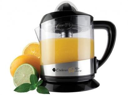 Espremedor de Frutas Cadence Max Juice ESP801 - Elétrico Inox 42W 1,2 Litros...