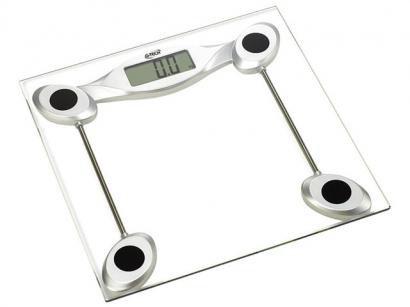 Balança Digital até 200kg Vidro Temperado G-Tech - BALGL200