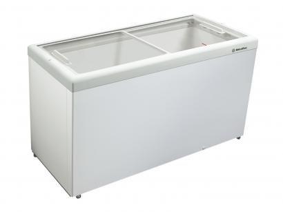 Expositor/Freezer Horizontal 2 Portas 439L - Metalfrio HF55L