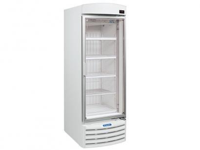 Expositor/Freezer Vertical Metalfrio 497L - Frost Free VF50F 1 Porta com...