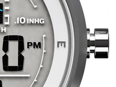 195b3d026d5 1  2  3  4  5  6. Relógio Outdoor Suunto Elementum Ventus - Resistente à Água  Cronômetro Cronógrafo Bússola estrelas