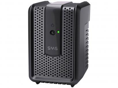 Estabilizador 500va 4 Tomadas 110v - SMS Revolution Speedy New Generation
