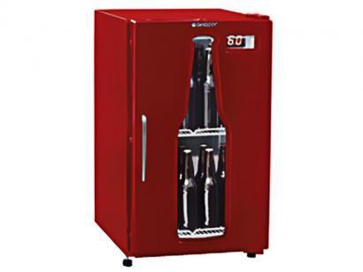 Cervejeira/Expositor Vertical Gelopar 120L - Frost Free GRBA 120VM 1 Porta