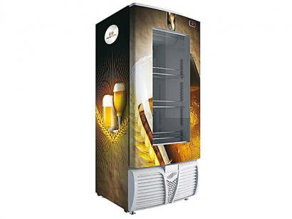 Cervejeira/Expositor Vertical Freeart Seral 320L - Plug-in EVFS C320CW1 1 Porta