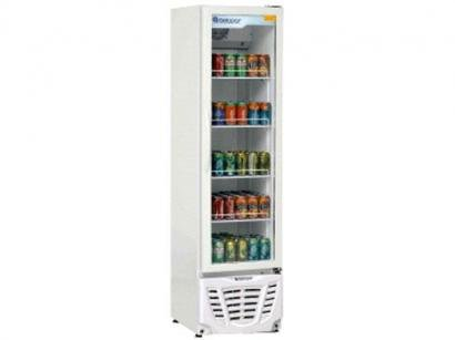 Expositor de Bebidas Vertical Gelopar GPTU-230 - 156L 1 Porta