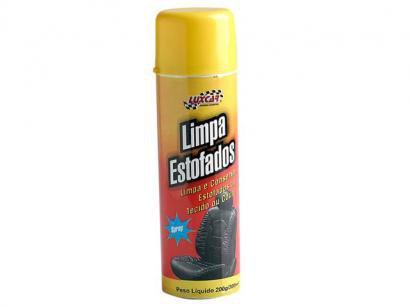 Limpa Estofados Spray 300ml - Luxcar 2600
