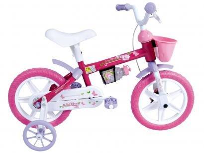Bicicleta Infantil Houston Tina Mini Aro 12 - Freio Tambor Dianteiro