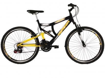 Bicicleta Verden Inspire Aro 26 21 Marchas - Dupla Suspensão Quadro de Aço...
