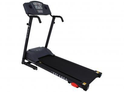 Esteira Ergométrica Dream Fitness Premium TD 142A - Vel. Máxima 14km/h