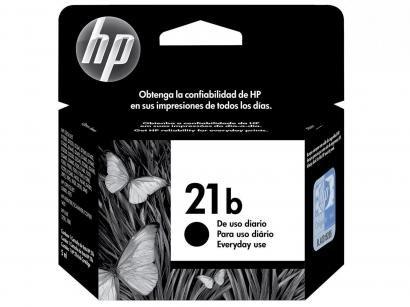 Cartucho de Tinta HP Preto 21 B Original P/ - HP D1460 D2460 F4180