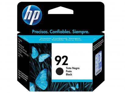 Cartucho de Tinta HP Preto 92 - Original
