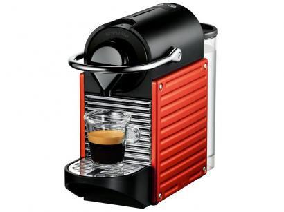 Cafeteira Nespresso Pixie - C60
