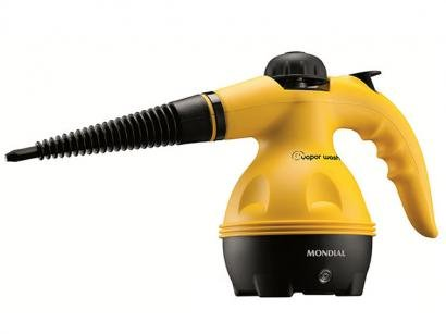 Higienizador a Vapor Wash 1000W - Mondial HG-01